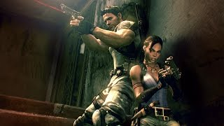 Resident Evil 5 Multiplayer CO OP (Playing With Ursinha Malvada)