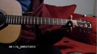 Jo Bhi mein - Rockstar : Guitar chords lesson