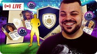 PACK FUT CHAMPIONS E IF GARANTITI & NUOVE ICON FIFA 18 !!! LIVE