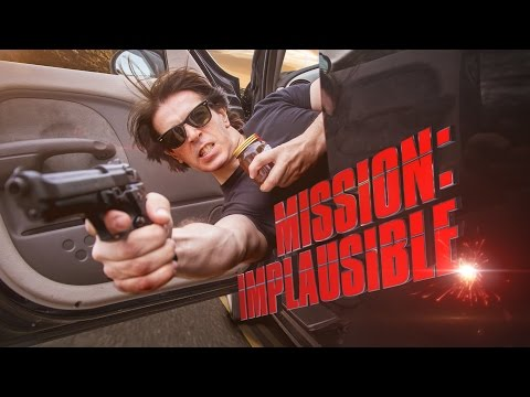 Mission: Impossible Parody - Mission: Implausible