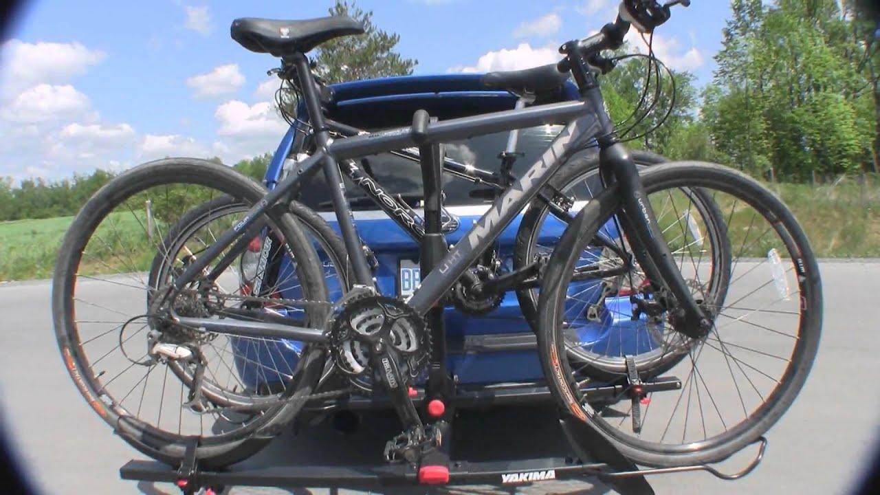 Yakima Stickup Bike Rack Review Subaru Forester Turbo