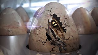 Jurassic World The Game - Hatching Dino Eggs New World Event!