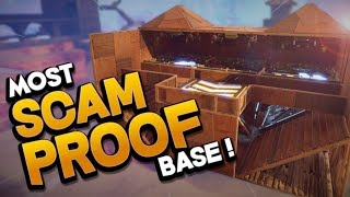SCAM THE SCAMMERS with this Base Design! Fortnite Save the World Scam Proof Base!