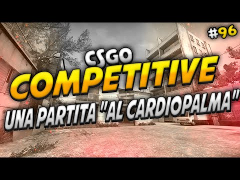 CS:GO - Competitive ITA - Una partita