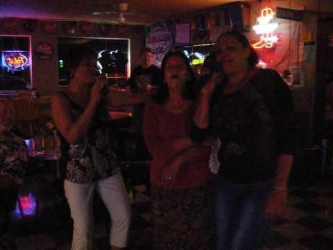 Singing La Bamba 2007