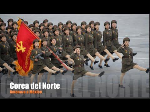 corea norte amenaza a m 233 xico