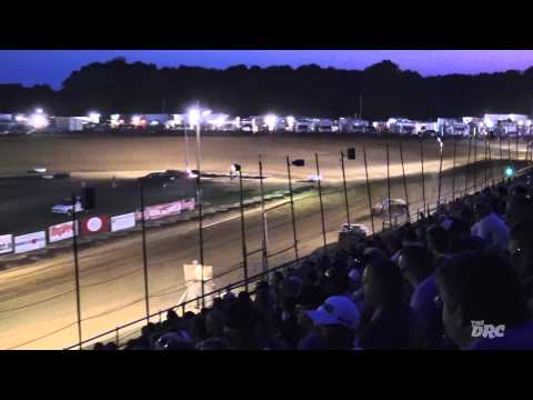 Spoon River Speedway | 9.6.15 | 25th Annual Modified Fall Nationals | Heat 2