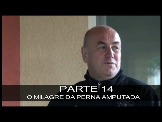 DVD MEDIUGÓRIE - APRESSAI A VOSSA CONVERSÃO - PARTE 14 - O MILAGRE DA PERNA AMPUTADA
