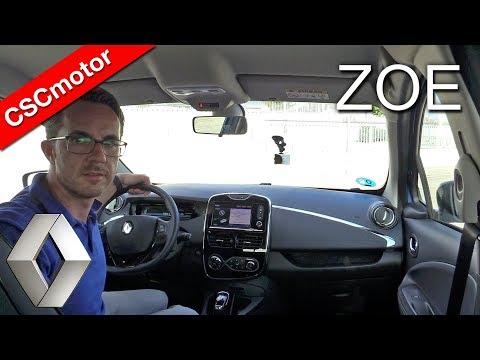 Renault ZOE - 2018 | Prueba en carretera