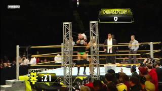 WWE NXT Season 4 Episode 6 - Challenge 1