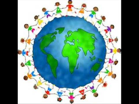 WE ARE THE CHILDREN OF THE WORLD