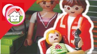 Playmobil Hikayeleri İhsan Yaralanıyor - Playmobil Türkçe Hauser Ailesi