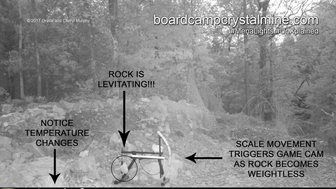 Risultati immagini per Mysterious Levitating Rocks Camp Crystal Mine