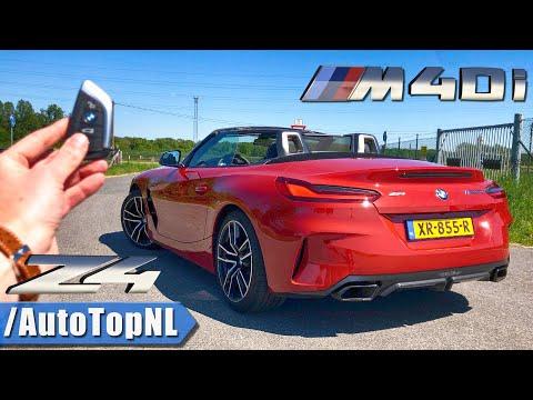 BMW Z4 M40i REVIEW POV On AUTOBAHN & ROAD By AutoTopNL