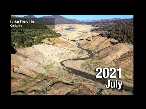 Is the West experiencing a megadrought?