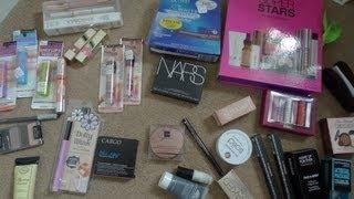Massive New York Makeup Haul Thumbnail