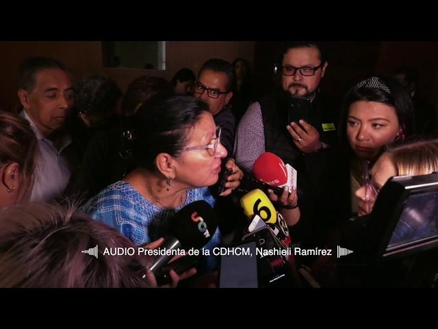 Entrevista de la Presidenta de la CDHCM, Nashieli Ramírez, Alianza Global del Ombudsperson