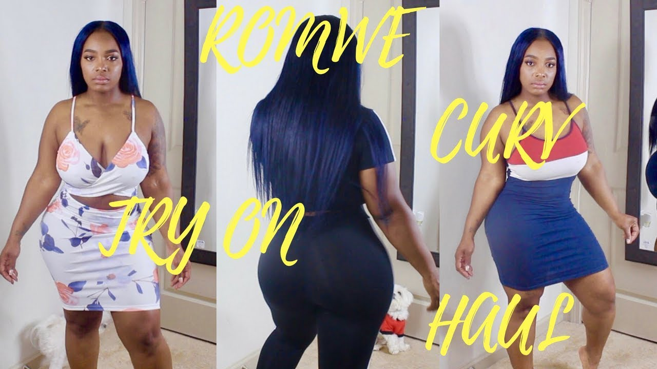 d339aeee32c Curvy Thick Women Try On Haul