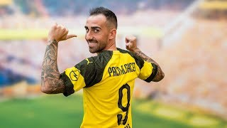 It's a Transfer! | BVB signs Paco Alcácer from FC Barcelona