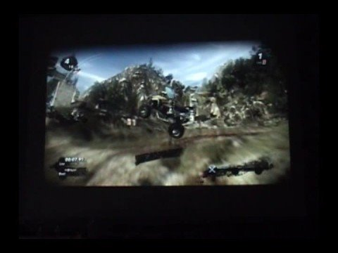 Projector to PS3
