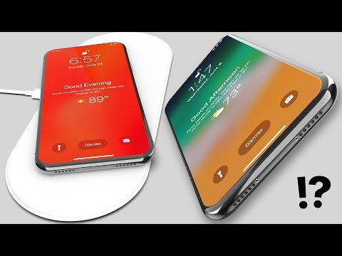 Apple's Insane Future iPhones! + 2018 iPhones Leaks
