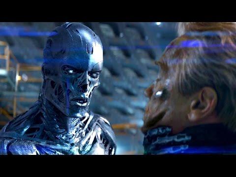 Фильм Терминатор: Генезис (2015) смотреть онлайн в хорошем