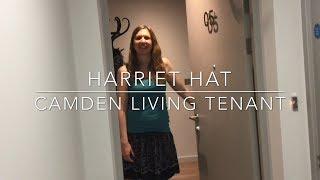 Harriet Hat: Camden Living tenant