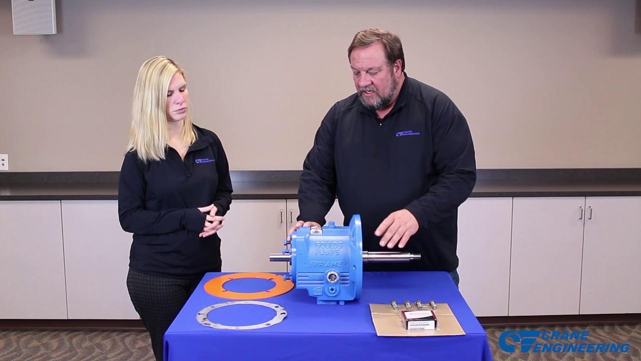 Goulds Pump Parts - Power End Kit