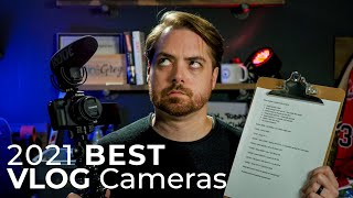 10 Best Vlogging Cameras In 2021 For Every Budget