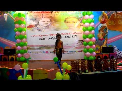 Kirana fashion show Kartini Amazone
