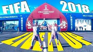 Live it up - Nicky Jam - Will Smith - ТАНЕЦ на Чемпионате Мира по Футболу FIFA 2018 #Dancefit