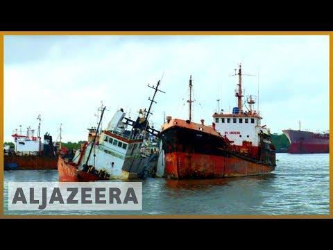 Nigeria shipwrecks: Gulf of Guinea remains high risk