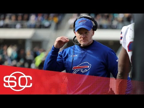 Bills send 'shockwaves through the NFL world' by trading up in draft | SportsCenter | ESPN