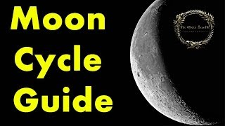 ESO: Moon Phase Cycle, Vampire & Werewolf Spawn Times