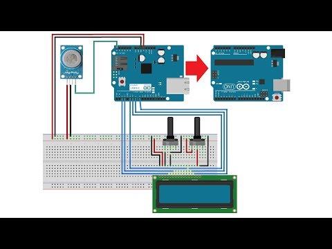 Отправка и запись данных на сервер через Arduino Ethernet Shield W5100