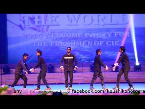 Trollers featuring MJ5 Romeo-Juliet Dance Performance at LMU 2015