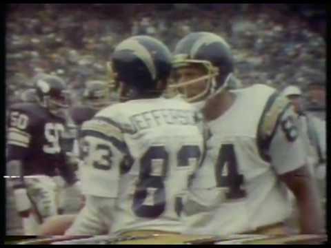 NFL - Highlights - 1978 Season - Week 12 - imasportsphile.com