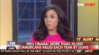 بالفيديو .. «فوكس نيوز» تسخر من دموع أوباما : استخدم «البصل» ليبكى على ضحايا السلاح