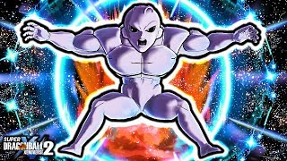 Jiren Raids Area 51