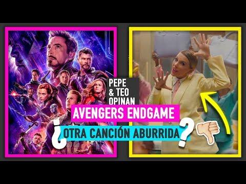 El Final de Avengers Endgame  FreeBritney  Taylor Swift - ME  GOT  Pepe & Teo