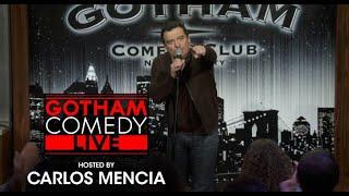 Carlos Mencia   Gotham Comedy Live