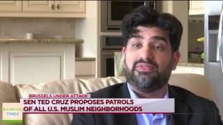 msnbc: Ahmadiyya Muslim Youth Association USA president condemns Brussels attacks
