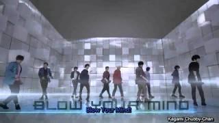 SuJu - Mr. Simple MV (Eng+Karaoke Sub)