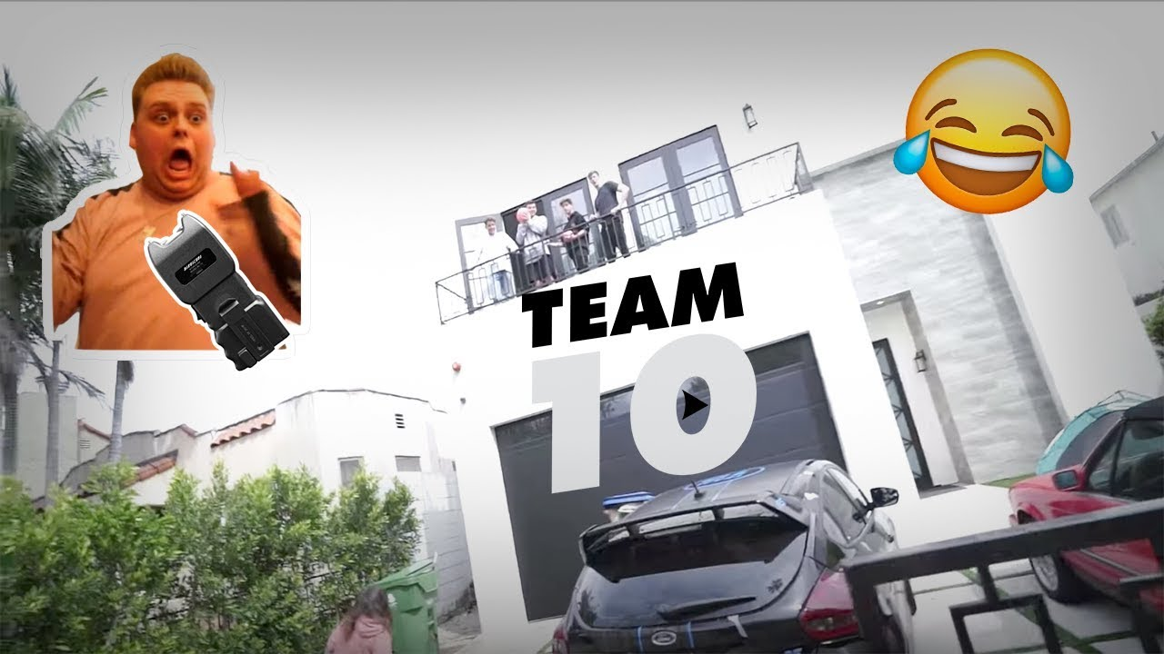 JAKE PAUL - BEST MOMENTS/MEMORIES FROM THE OLD TEAM 10 ...