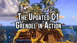 The Complete Updated Creatures 1 Grendel