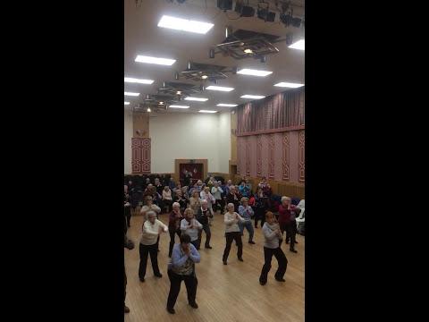 Tai chi Myn chi warrior  master class Ireland with music from Gladiator. meathfitnessforlife.com