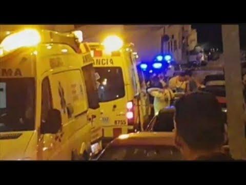 Un tiroteo deja dos heridos en Sabadell