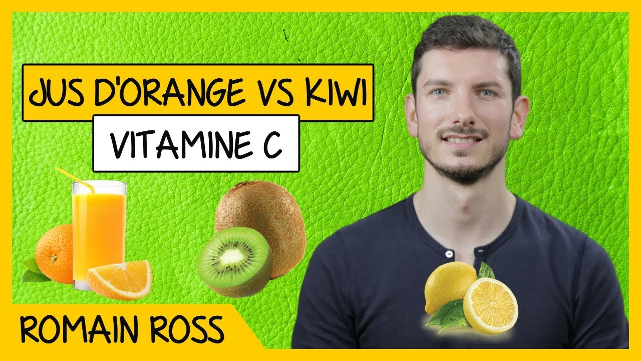 le kiwi mieux que le jus d 39 orange pour la vitamine c youtube. Black Bedroom Furniture Sets. Home Design Ideas
