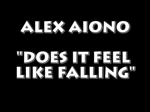ALEX AIONO - DOES IT FEEL LIKE FALLING (INSTRUMENTAL / KARAOKE)