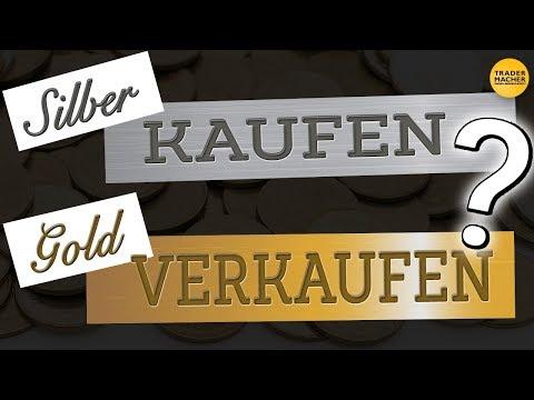 Silber KAUFEN - Gold VERKAUFEN?